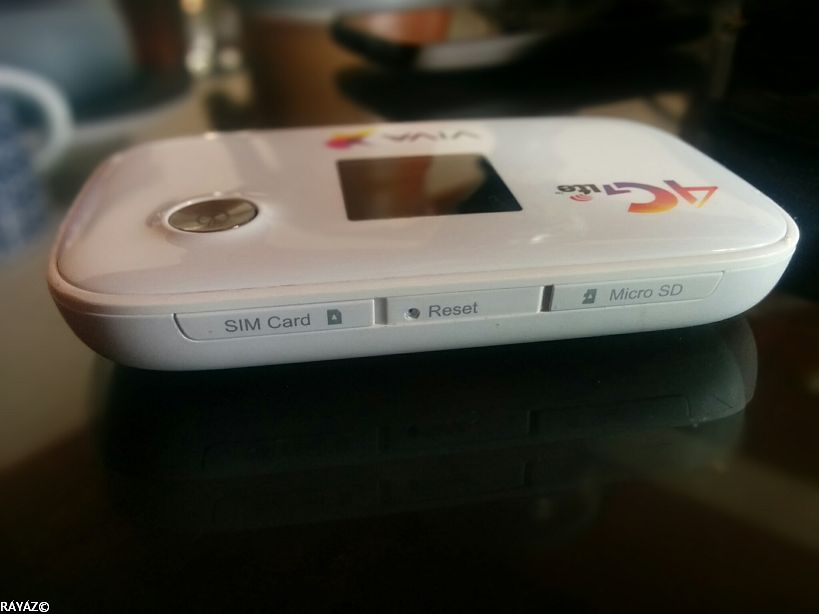 Huawei E5576 portable 4G LTE mifi hotspot router | Rayaz on